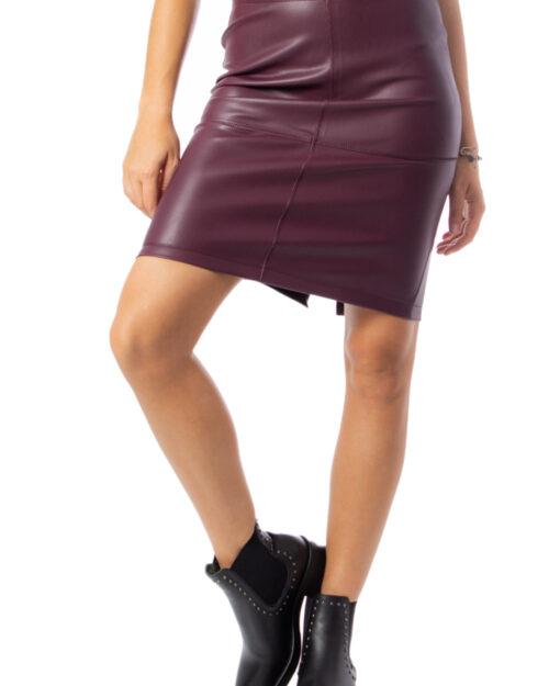 Vila Clothes Longuette VIPEN NEW SKIRT 14033417 - 1