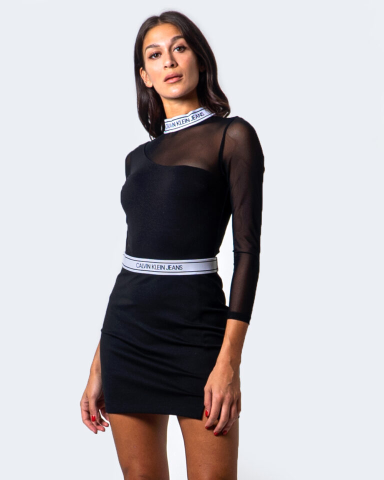 Calvin Klein Jeans Body ASYMM LOGO MILANO J20J214150 - 2