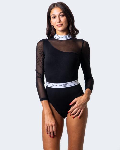 Calvin Klein Jeans Body ASYMM LOGO MILANO J20J214150 - 3