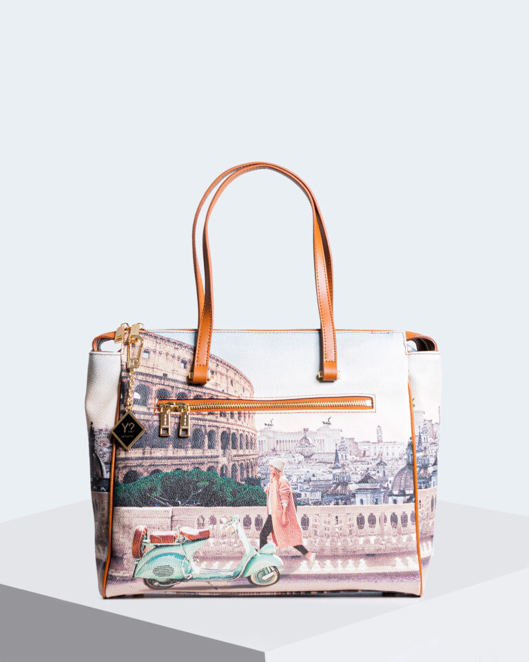 Y Not? Borsa Shopping Bag 468F1 - 3