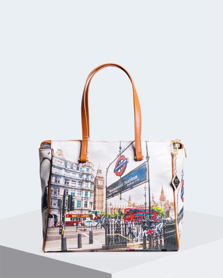 Y Not? Borsa Shopping Bag 468F1 - 1