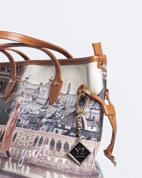 Y Not? Borsa Shopping Bag 336F1 - 3
