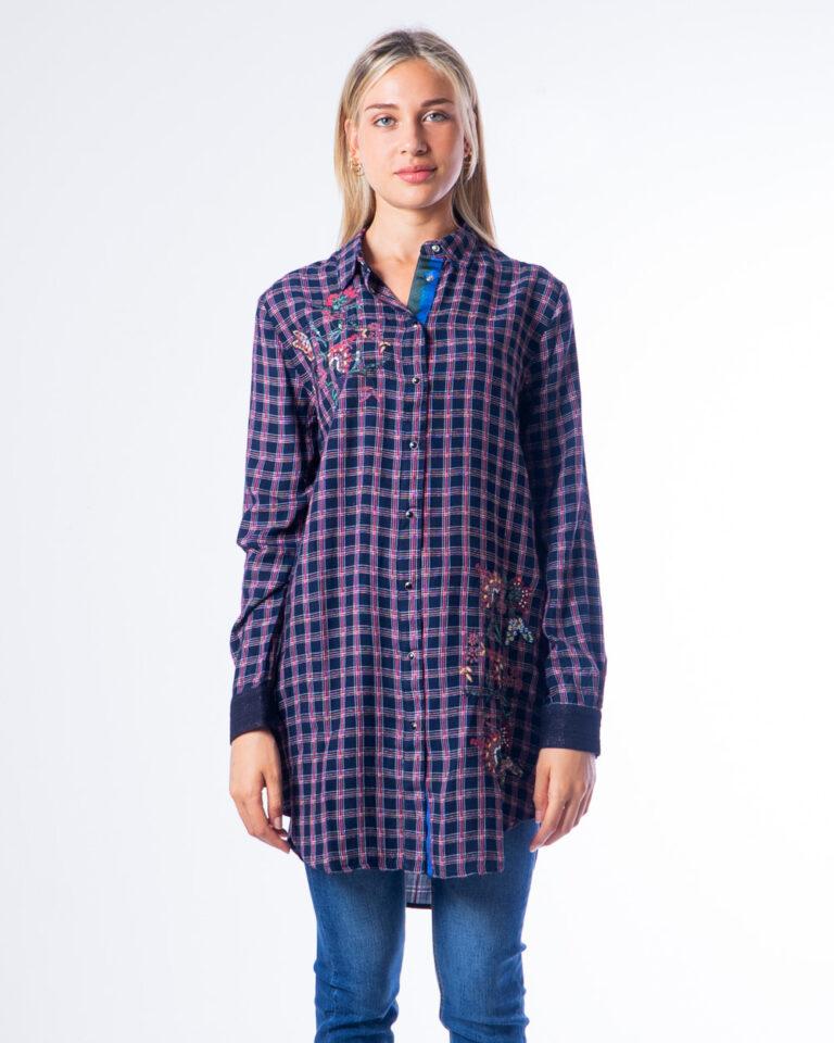 Desigual Camicia manica lunga CAM KERALA  20WWCW80 - 3
