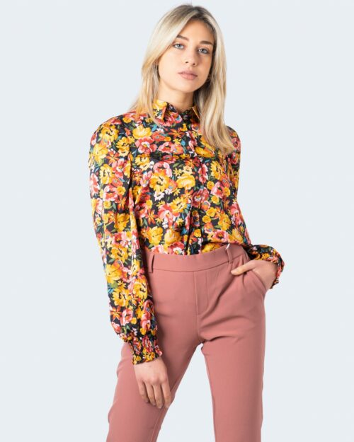 Only Camicia manica lunga Gina L/S Button Shirt Wvn 15216265 - 1