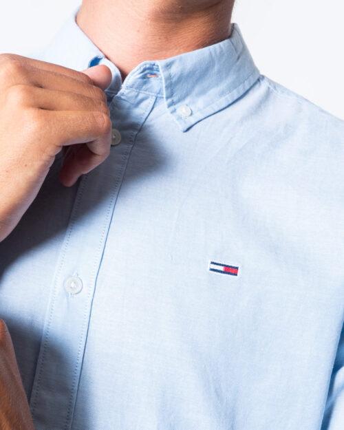 Tommy Hilfiger Camicia manica lunga OXFORD STRETCH DM0DM06562 - 3