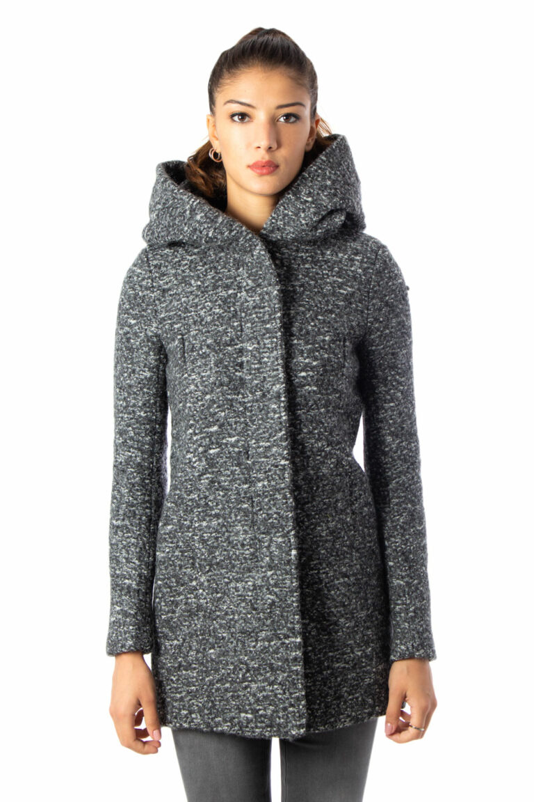 Only Cappotto SEDONA BOUCLE WOOL COAT NOOS 15156578 - 1