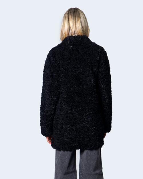 Only Cappotto DINA TEDDY COAT OTW 15208772 - 3