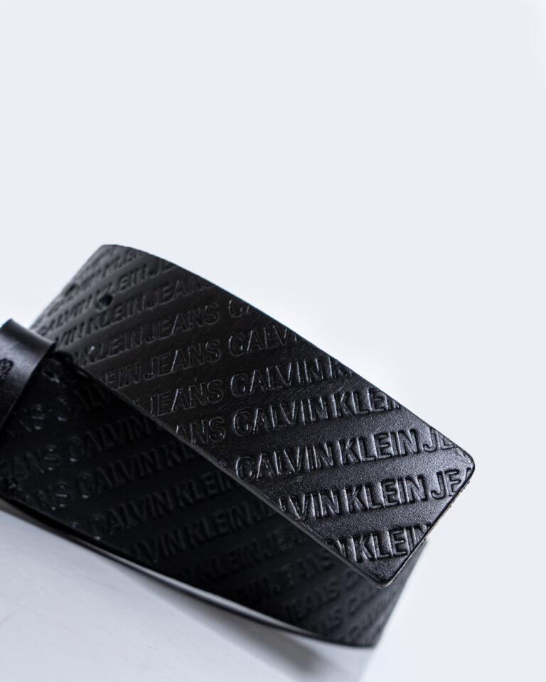 Calvin Klein Cintura CLASSIC ALLOVER EMBOSS 35MM K50K505857 - 3