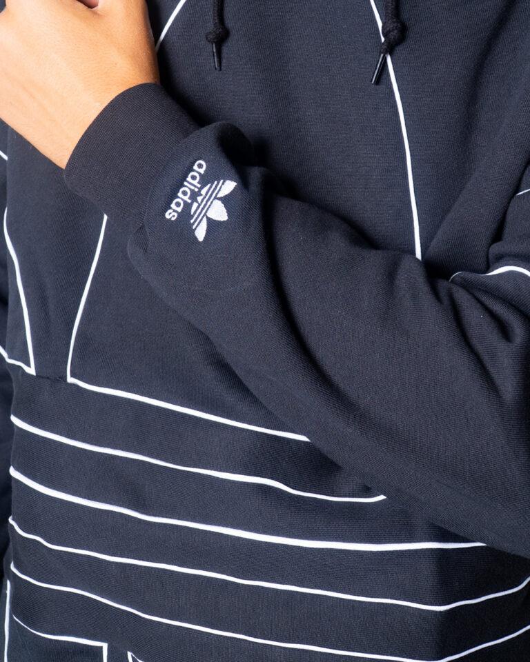 Adidas Felpa con cappuccio BG TF OUT HOODY GE0823 - 3