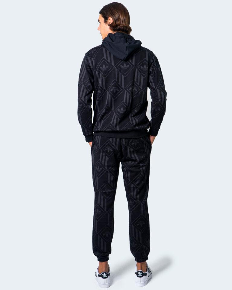 Adidas Felpa con cappuccio MULTILOGO ROMBO CAPPUCCIO  GD5840 - 3