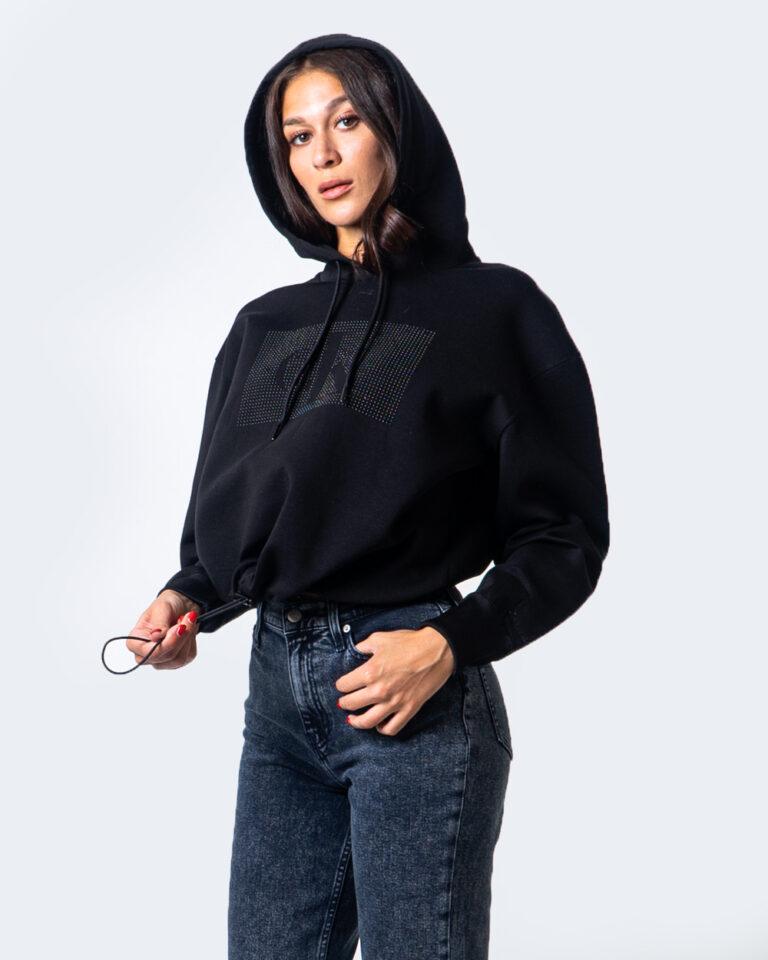 Calvin Klein Jeans Felpa con cappuccio LOGO COTTON BONDED HOODIE J20J214212 - 1