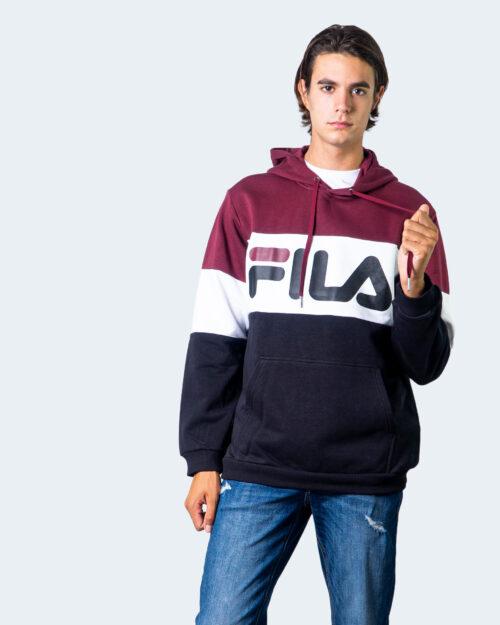 Fila Felpa con cappuccio HOODY NIGHT BLOCKED  687001 - 1