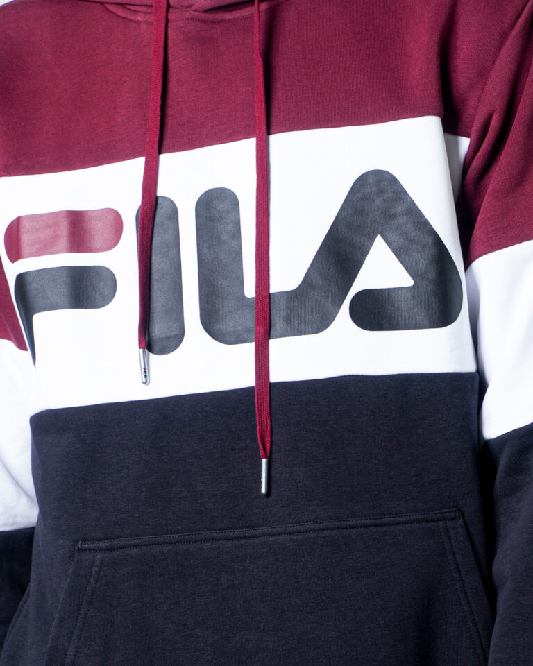 Fila Felpa con cappuccio HOODY NIGHT BLOCKED  687001 - 3