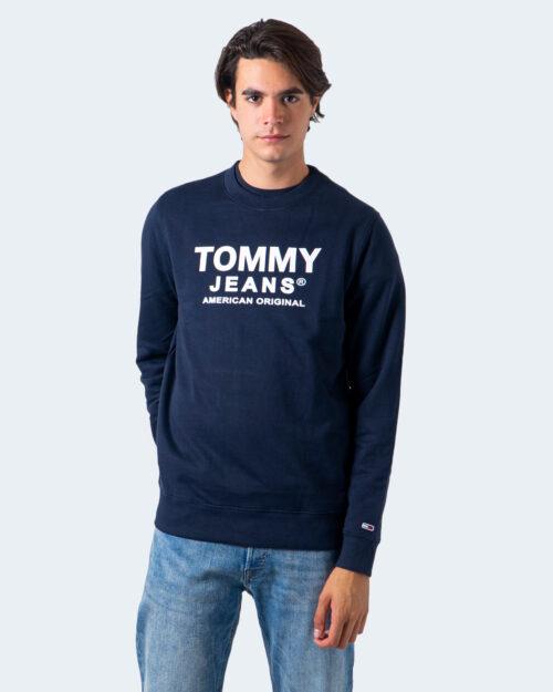 Tommy Hilfiger Felpa senza cappuccio TJM ESSENTIAL GRAPHIC CREW DM0DM08405 - 1