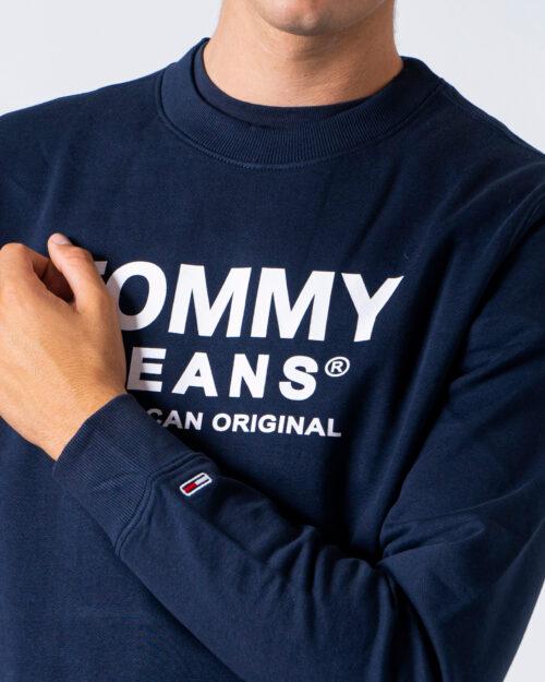 Tommy Hilfiger Felpa senza cappuccio TJM ESSENTIAL GRAPHIC CREW DM0DM08405 - 3