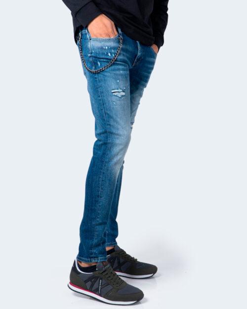 Antony Morato Jeans Tapered TAPERED IGGY W01267 MMDT00245-FA750240 - 3