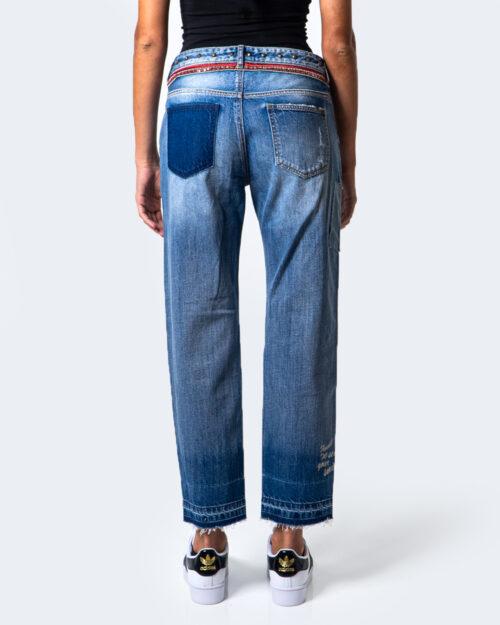 Desigual Jeans mom DENIM WEST 20WWDD21 - 3