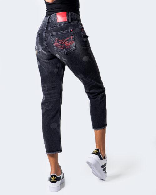 Desigual Jeans slim DENIM MERY 20WWDD45 - 3
