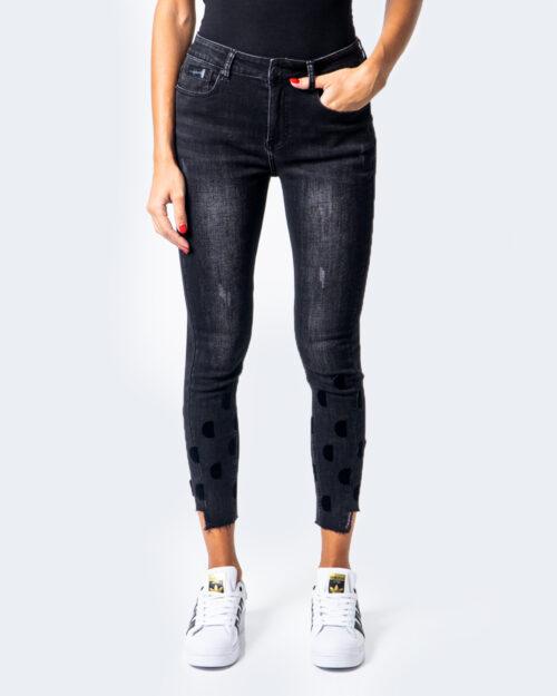 Desigual Jeans skinny DENIM SUS 20WWDD03 - 1