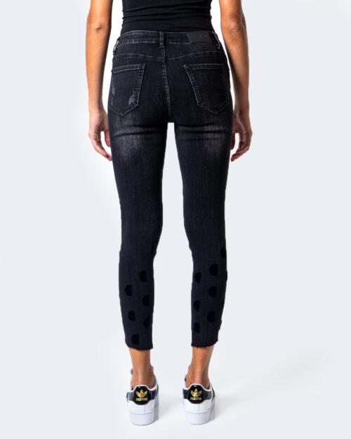 Desigual Jeans skinny DENIM SUS 20WWDD03 - 3