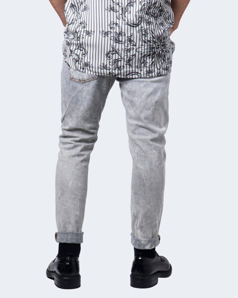 Displaj Jeans skinny KONG MARM KONG BLK MARM - 3