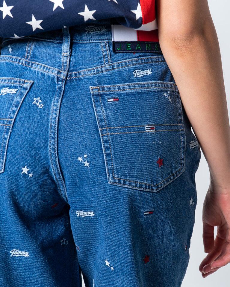 Tommy Hilfiger Jeans mom MOM JEAN HR TPRD STCRB DW0DW08643 - 3