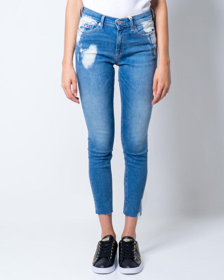 Tommy Hilfiger Jeans skinny NORA MR SKNY ANKLE RVTDST DM0DW08382 - 1