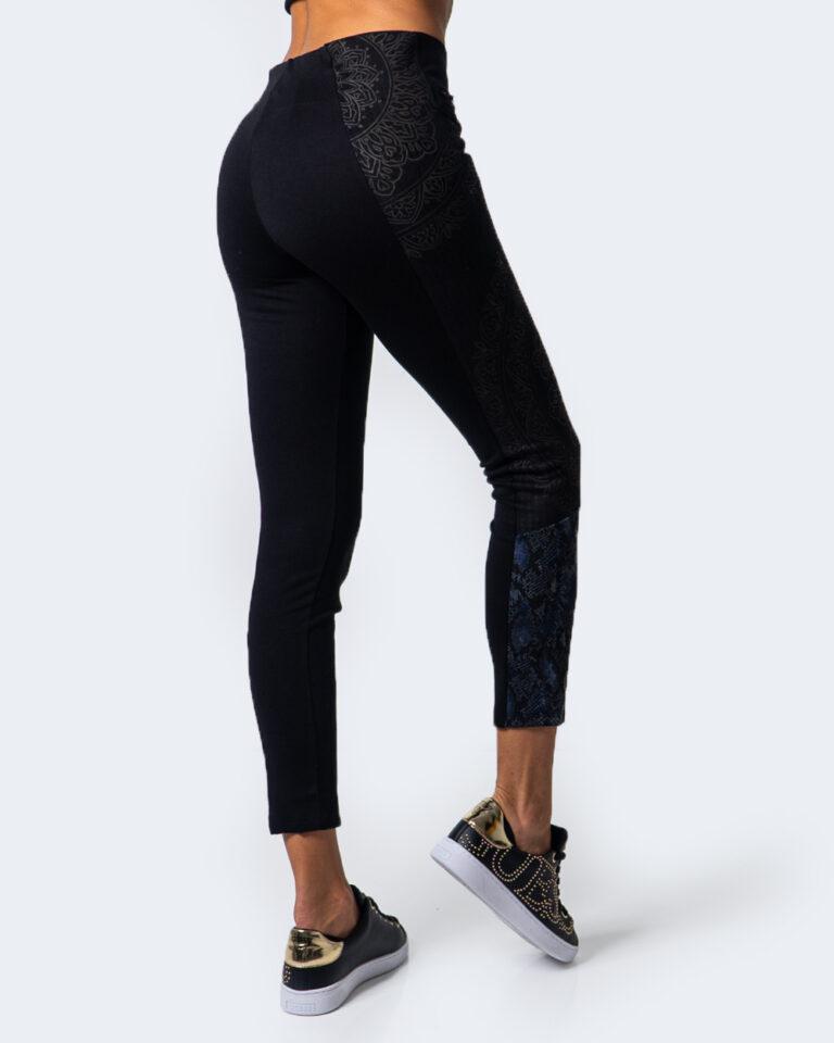 Desigual Leggings PANT SNAKE LADY 20WWPK08 - 3