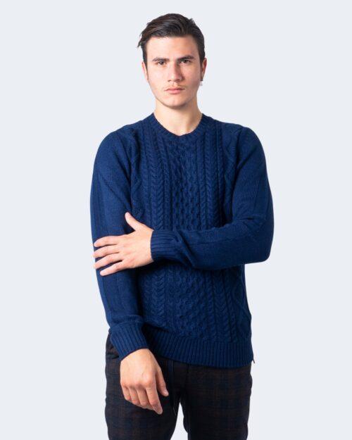 Hydra Clothing Maglione TRAMA INTRECCIO 3202220 - 1