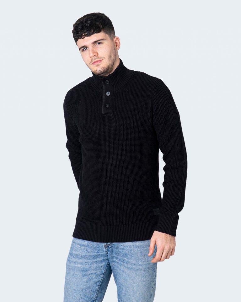 Jack Jones Maglione Desparado Knit Pack Button 12173489 - 1