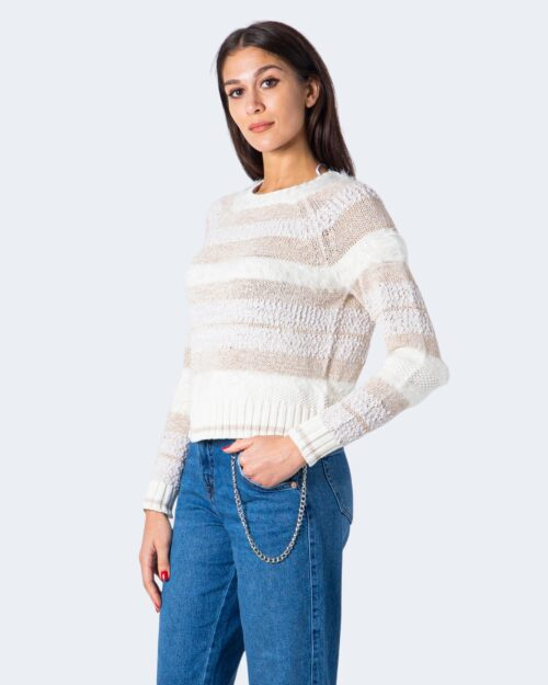 Only Maglione ADELLE L/S PULLOVER KNT 15210758 - 1