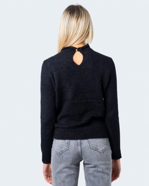 Vila Clothes Maglione Feami Knit Lace L/S Top/Su 14060122 - 3