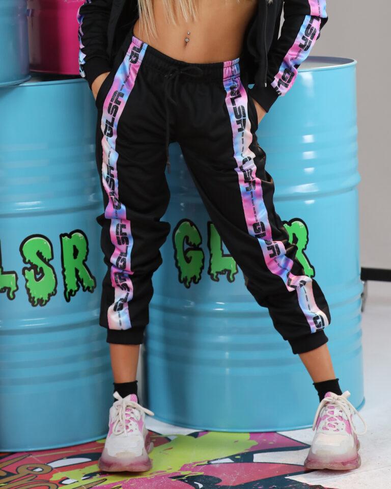 GLSR Pantaloni sportivi LOGO LATERALE  ART 13 - 1
