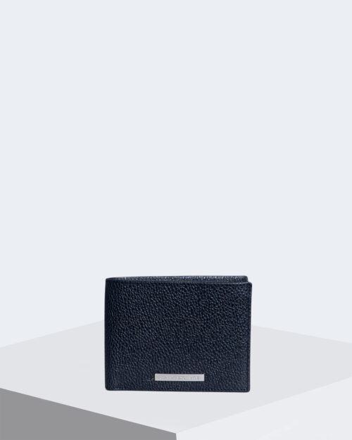 Armani Exchange Portafoglio senza portamonete Trifold W/Credit Card 958058 CC206 - 1