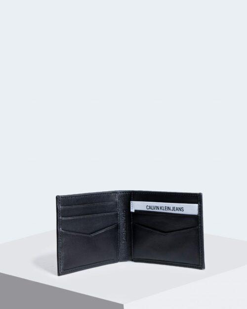Calvin Klein Jeans Portafoglio senza portamonete BILLFOLD LTH K50K506200 - 3