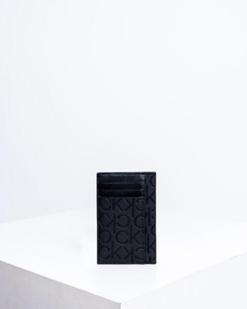 Calvin Klein Portafoglio senza portamonete MONO BLEND LONG CARD K50K505715 - 1