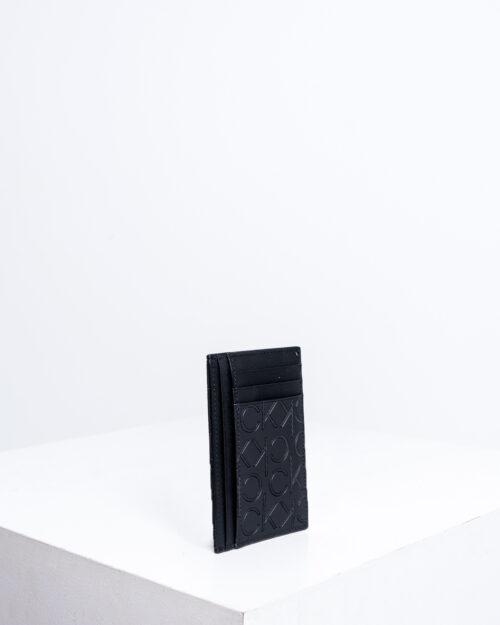 Calvin Klein Portafoglio senza portamonete MONO BLEND LONG CARD K50K505715 - 3