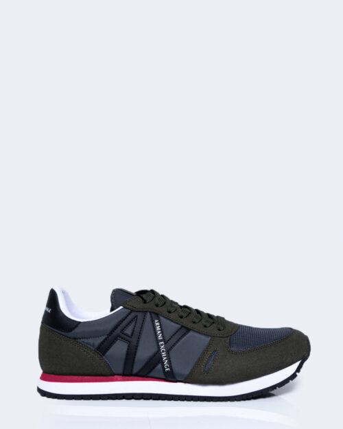 Armani Exchange Sneakers PARA DOPPIO COLOR XUX017 XCC68 - 1