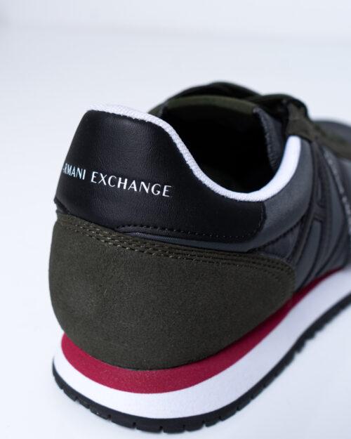 Armani Exchange Sneakers PARA DOPPIO COLOR XUX017 XCC68 - 3