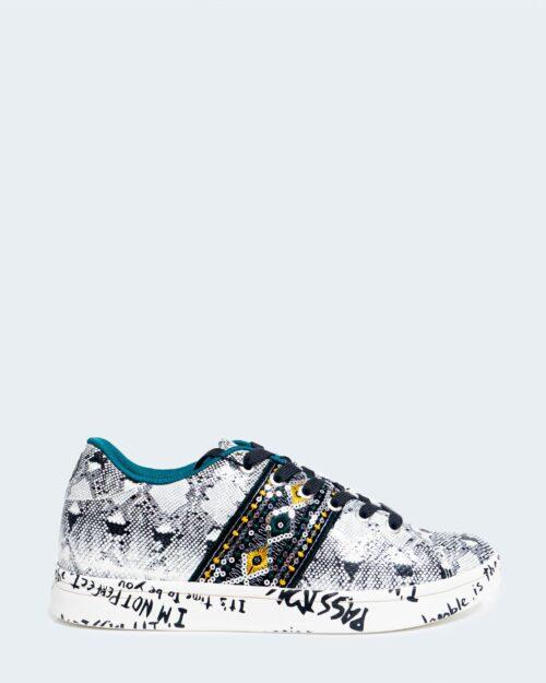 Desigual Sneakers cosmic snake 20WSKP24 - 1