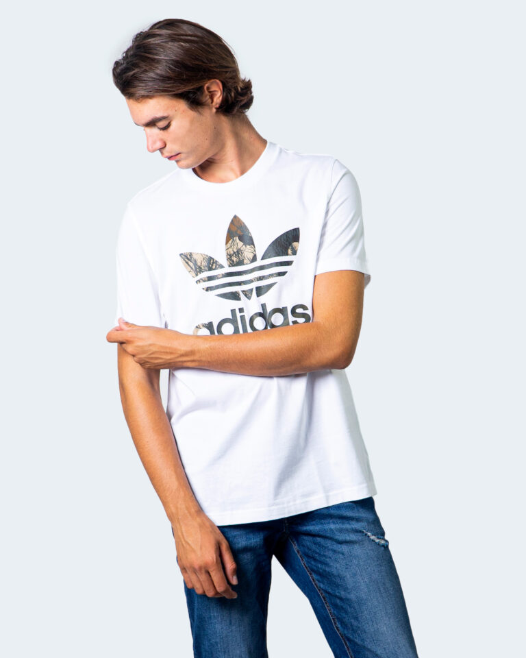 Adidas T-shirt LOGO GRANDE FOGLIE GD5949 - 1
