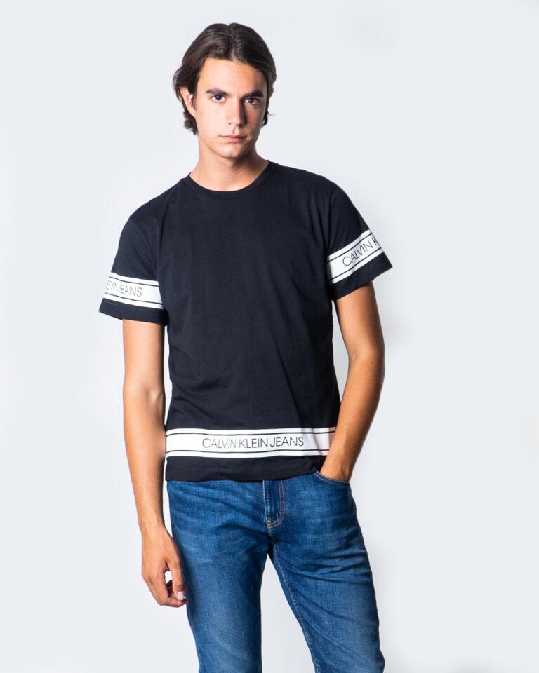 Calvin Klein Jeans T-shirt FASHION LOGO TAPE TEE J30J316048 - 1
