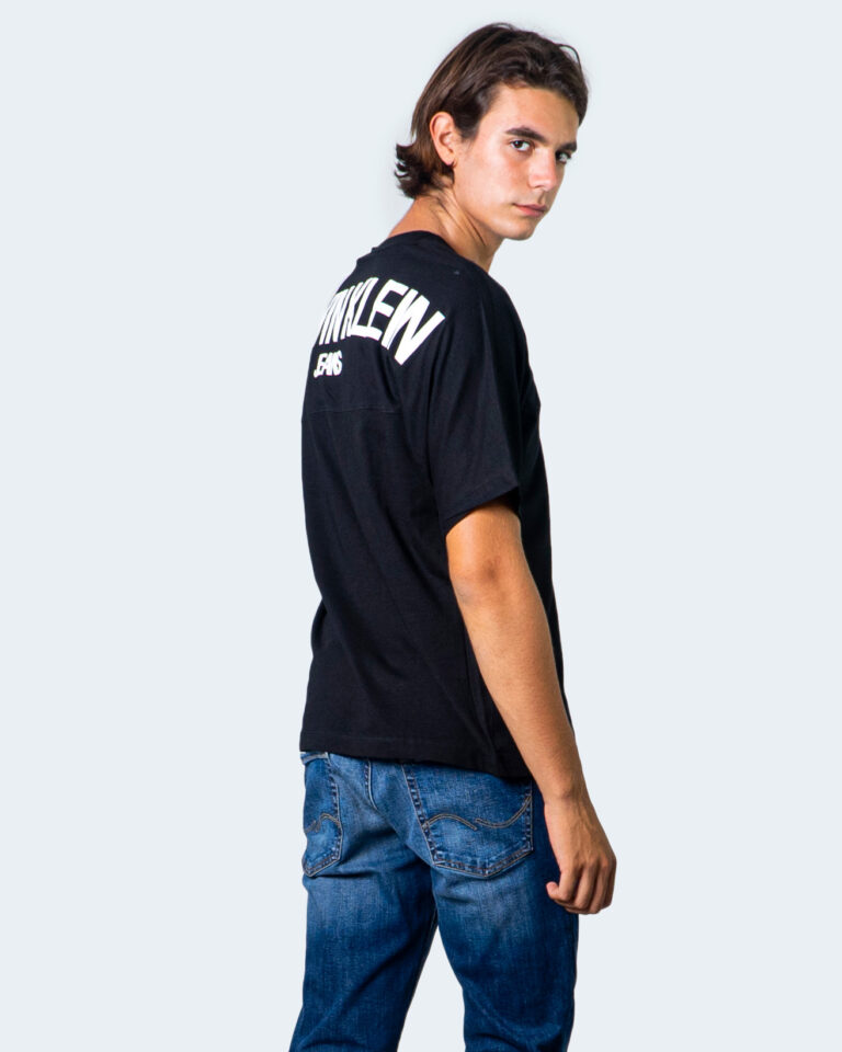 Calvin Klein Jeans T-shirt PUFF PRINT BACK LOGO T-SHIRT J30J315738 - 1