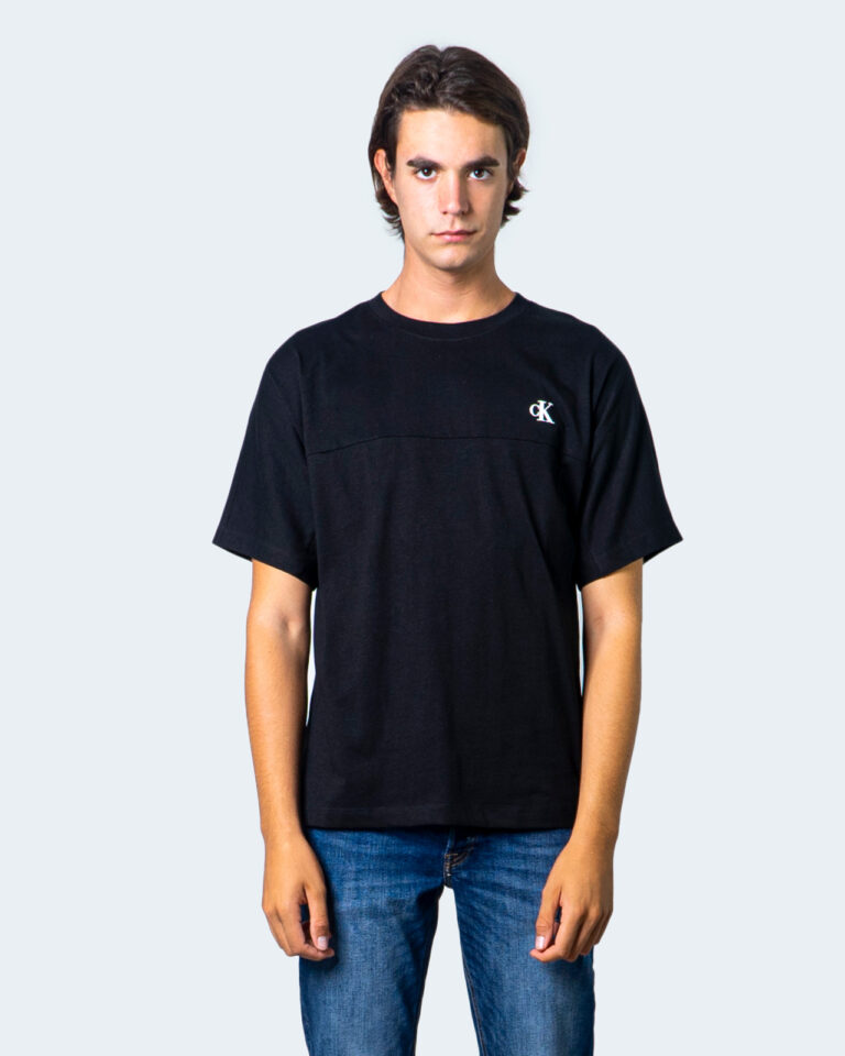 Calvin Klein Jeans T-shirt PUFF PRINT BACK LOGO T-SHIRT J30J315738 - 3