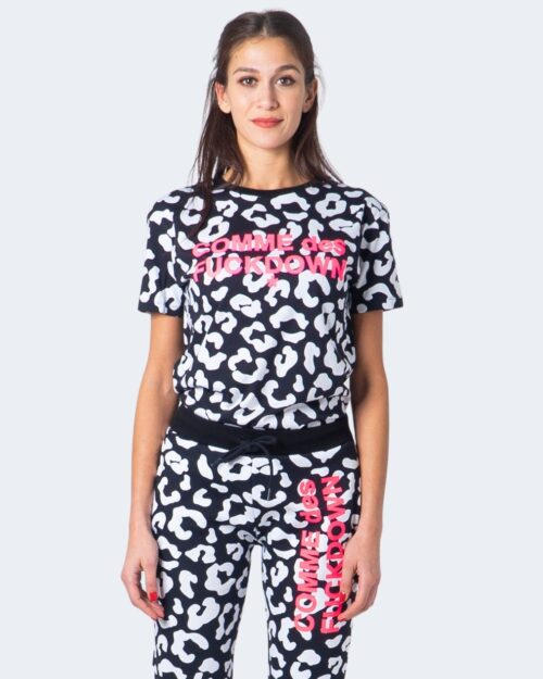 Comme des Fuckdown T-shirt MACULATA FLUO  CDFD1257 - 1