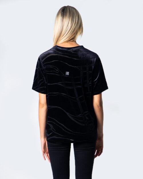 Desigual T-shirt OVERSIZE MONOGRAME 20WOTK20 - 3