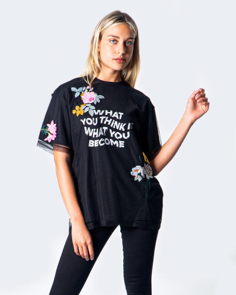 Desigual T-shirt TS BECOME 20WWTK39 - 1