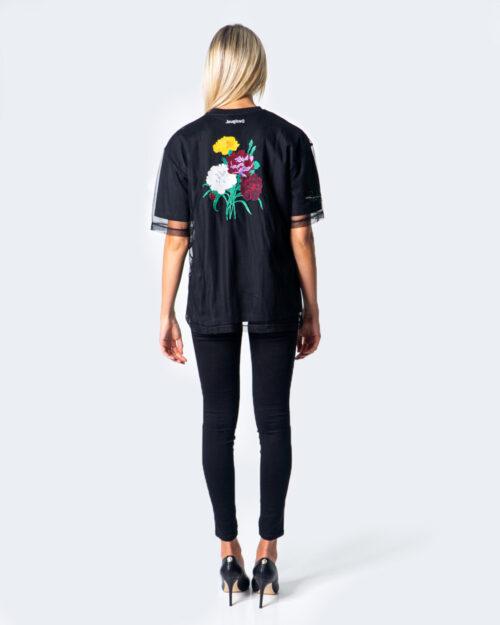 Desigual T-shirt TS BECOME 20WWTK39 - 3