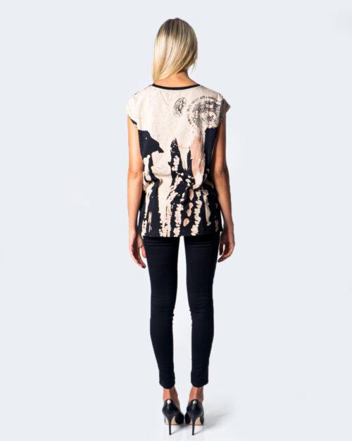 Desigual T-shirt TS ESTOCOLMO 20WWTK57 - 3