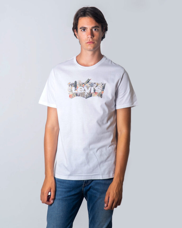 Levi's® T-shirt Housemark Graphic Tee Cactus 22489-0277 - 1